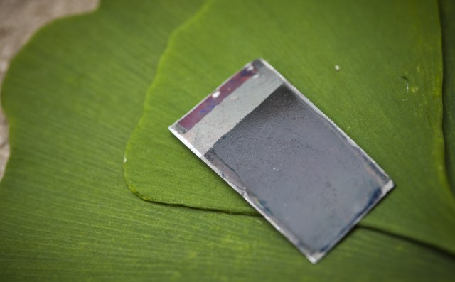 MIT's Artificial Leaf